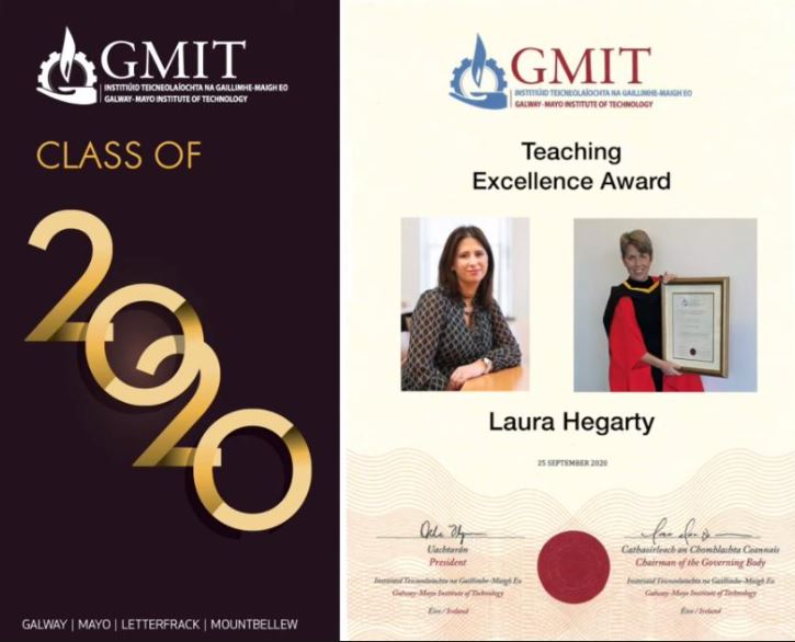 GMIT Presidents Award for Teaching Excellence
